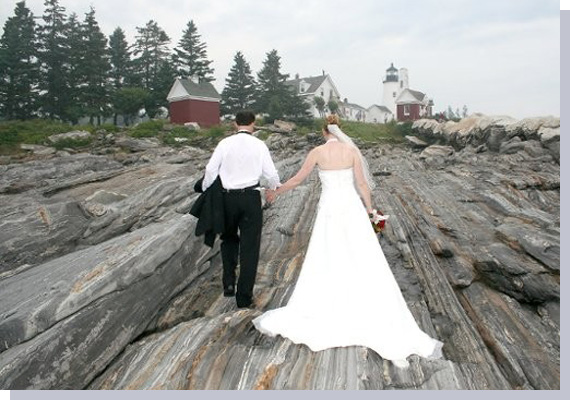 A Maine Wedding